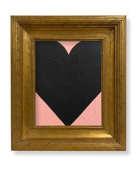 8 x 10 Blush Black SOLD