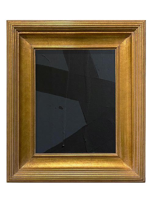 Ron Giusti Mini Abstract Charcoal Black