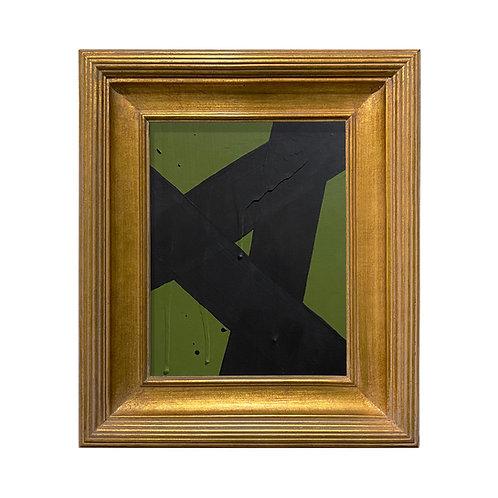 Ron Giusti Mini Abstract Forest Black