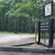 WHARTON STATE FOREST: BATONA