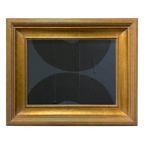 Ron Giusti Mini Wagasa Charcoal Black