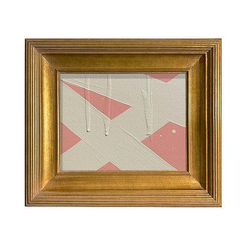 Ron Giusti Mini Abstract Blush Cream