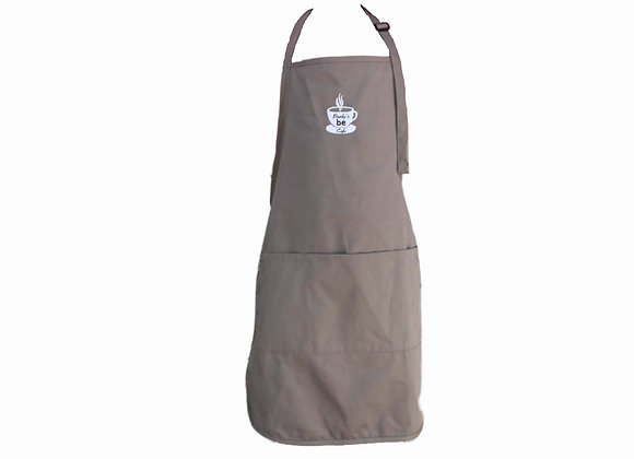Brody's Be Apron With Logo