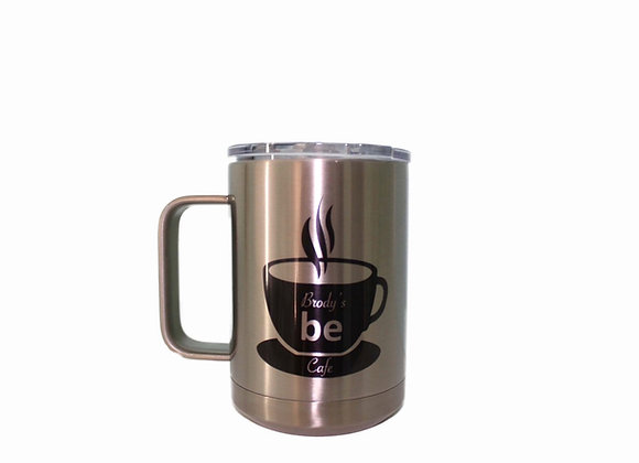 12 oz Brody's Be Coffee Mug With Handle