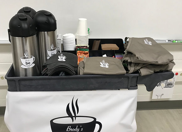 Brody's B Coffee Cart