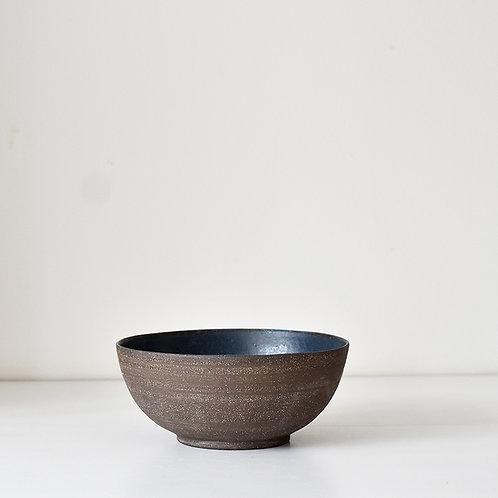 medium dark bowl