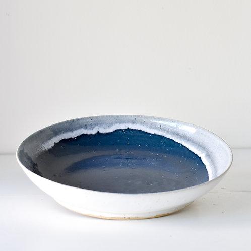 Blue big bowl