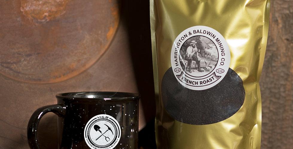 H&B French Roast Coffee