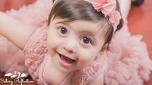 TORONTO PHOTOGRAPHER | Baby Jana is the sweetest baby girl!
