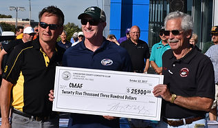 Big Check at American Legends.jpg
