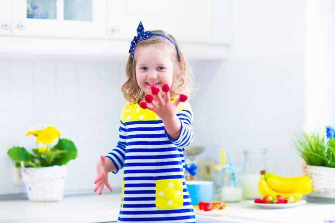 The Lazy Mom's Guide to Finger Foods