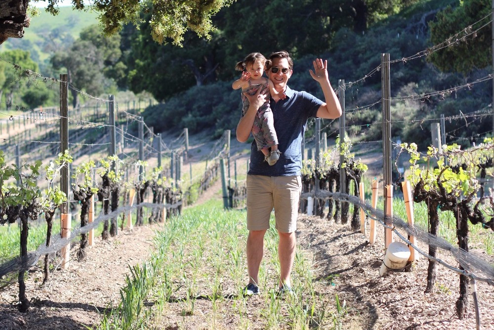 Best places in Santa Barbara county to wine taste with kids