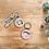 Thumbnail: 客製禮物|客製皮革鑰匙圈