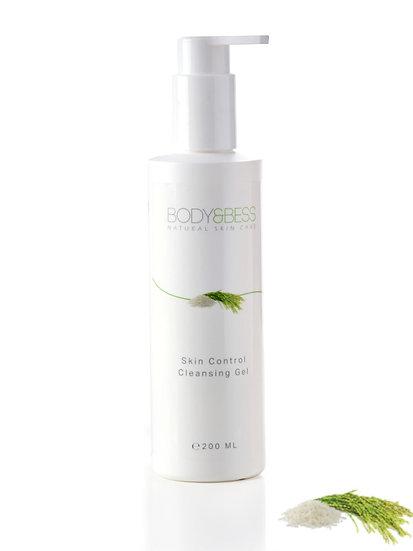 Body & Bess - Skin Control Cleansing Gel (200ml)
