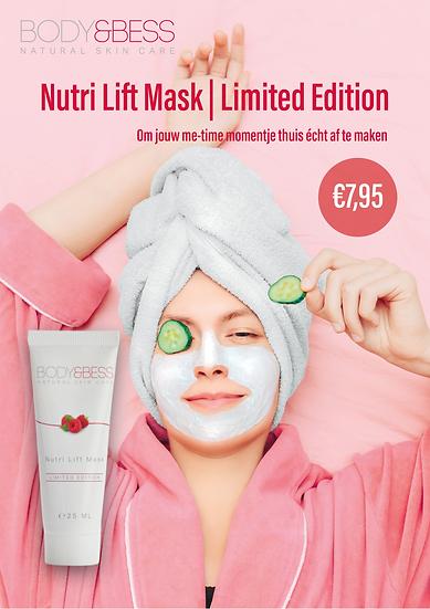 Body&Bess Nutri-Lift masker 25ml