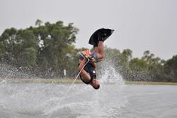 Gum Bend Lake Water Skiing