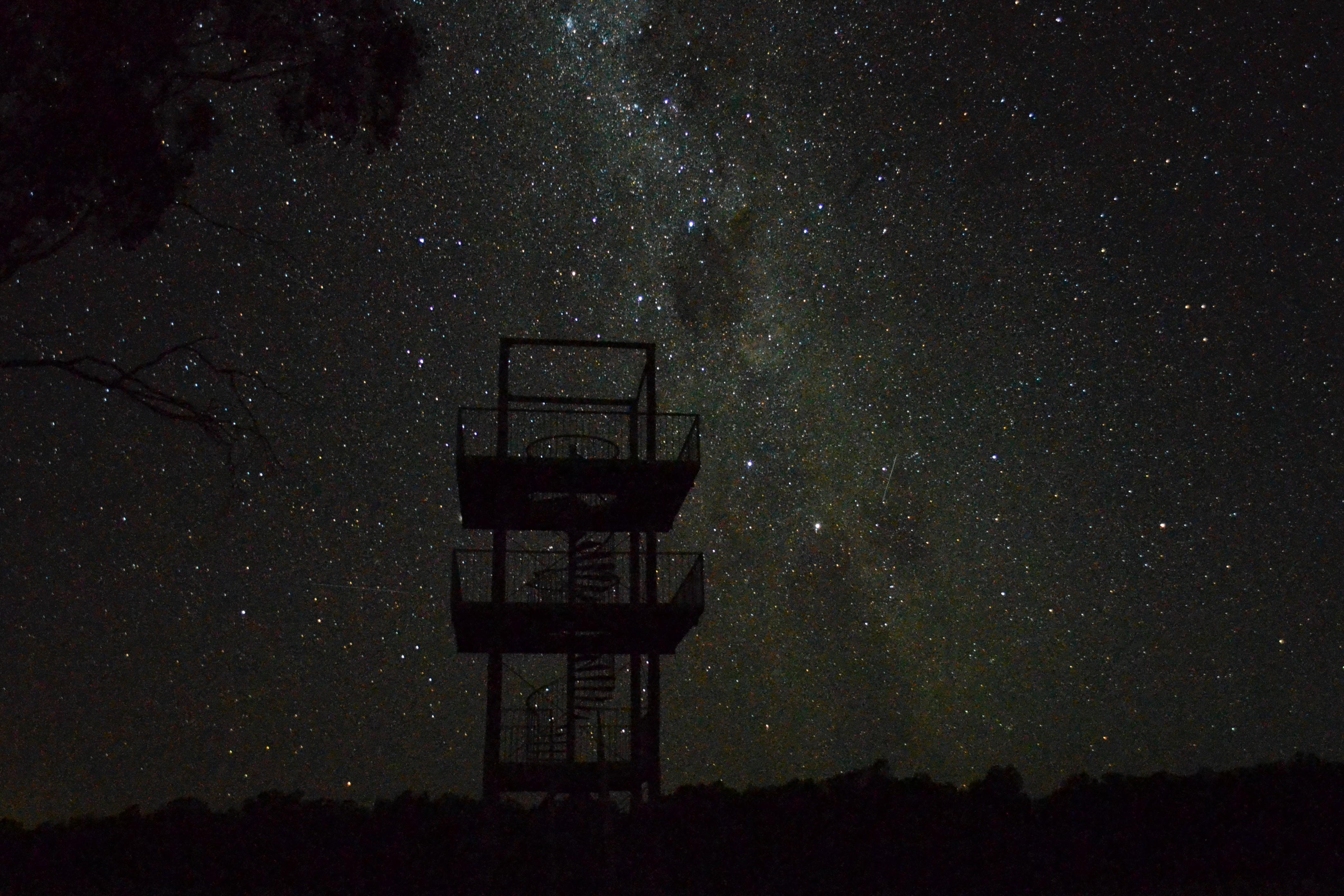 The Night Sky at Yarrabandai Creek Homes