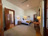 Evans Front bedroom set as king bed