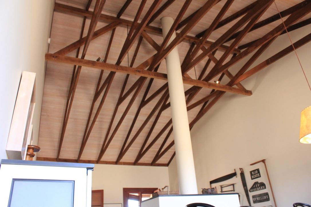 Ceiling Detail Evans