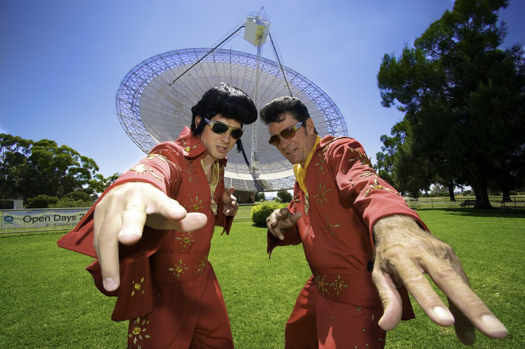 The Elvis Festival, Parkes