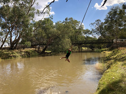 Ropeswing River