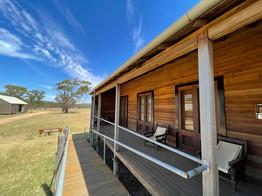 Oxley Cabin Exterior