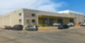 Reparada Industrial Park 12 warehouse, Ponce