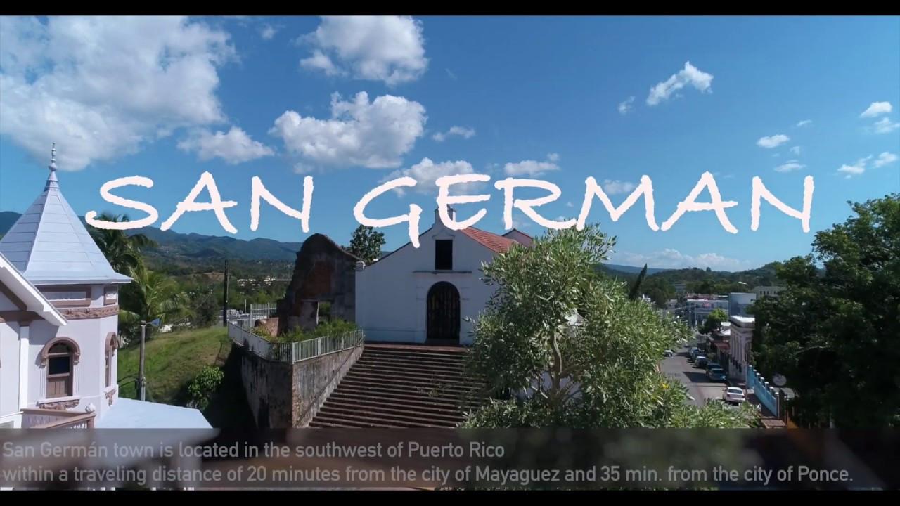 San German Commercial lot Video