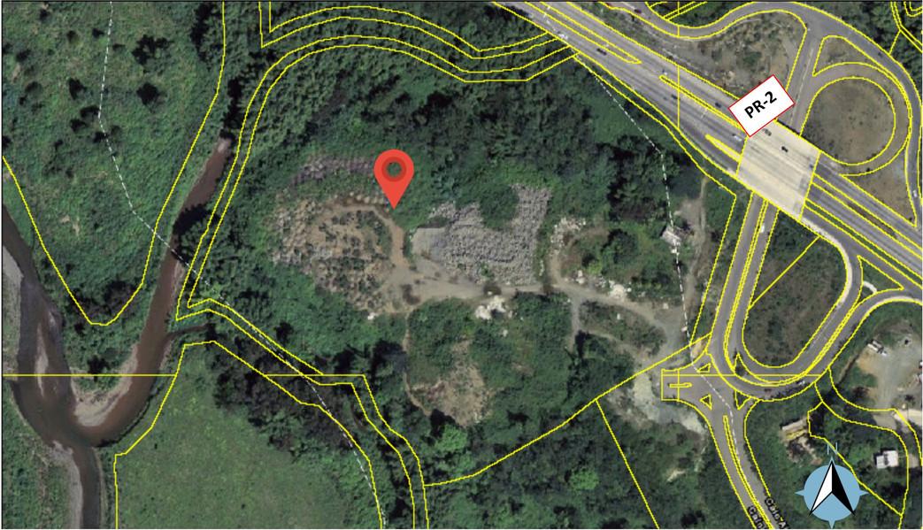 San German Commercial lot Site view