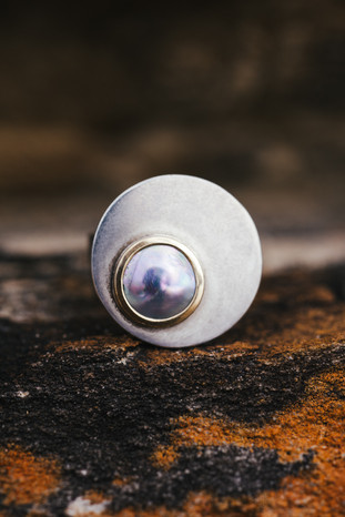 Full Moon Ring #2