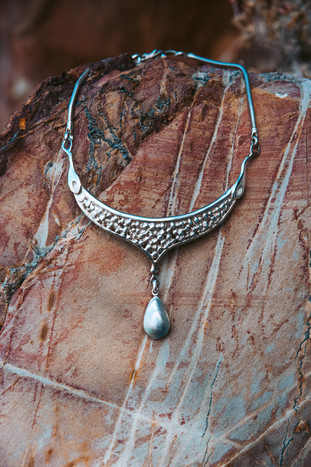 Droplet Necklace