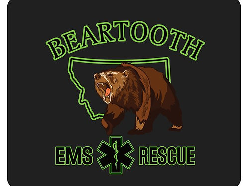 Beartooth EMS mouse pad