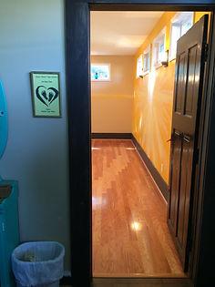 Open Heart Yoga facilities