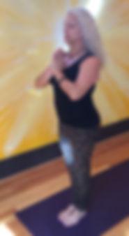 Charleston yoga instructor