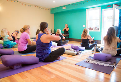 Christ-centered yoga