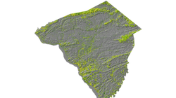 Lancaster County Tree Canopy Map