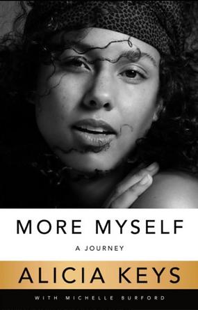 Alicia Keys More Myself book cover.png