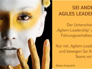 #Agile Leader sind anders...