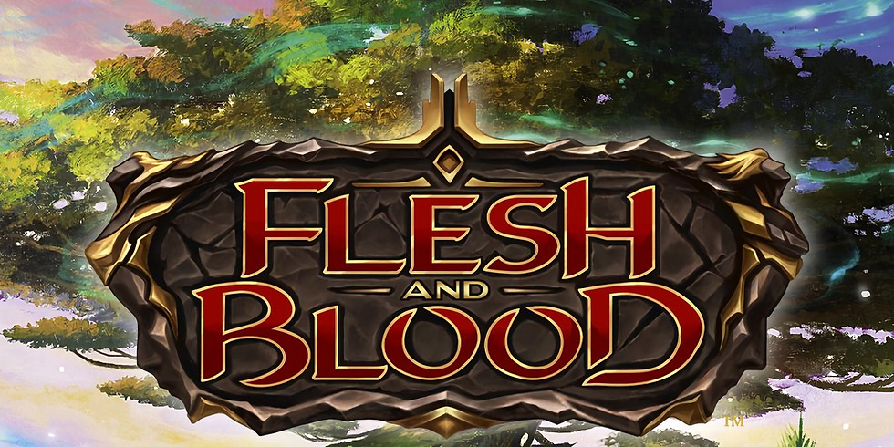 Tales of Aria 1st Ed SEALED Release event for Flesh and Blood