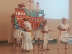 After-school cultural dances