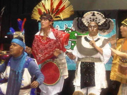 Great CIPACTLI-The 4 worlds