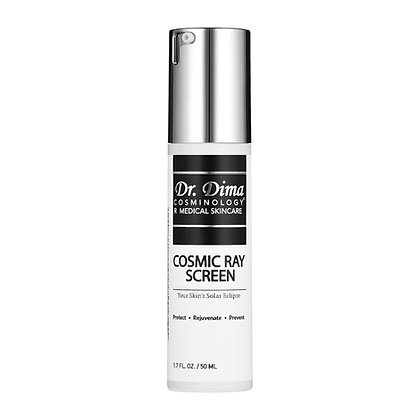 COSMIC RAY SHIELD - TINTED MOISTURIZER AND PRIMER
