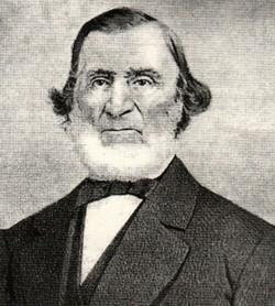 Rix Robinson, Founder of Ada in 1836