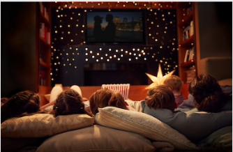 Did Someone Say Family Movie Night?