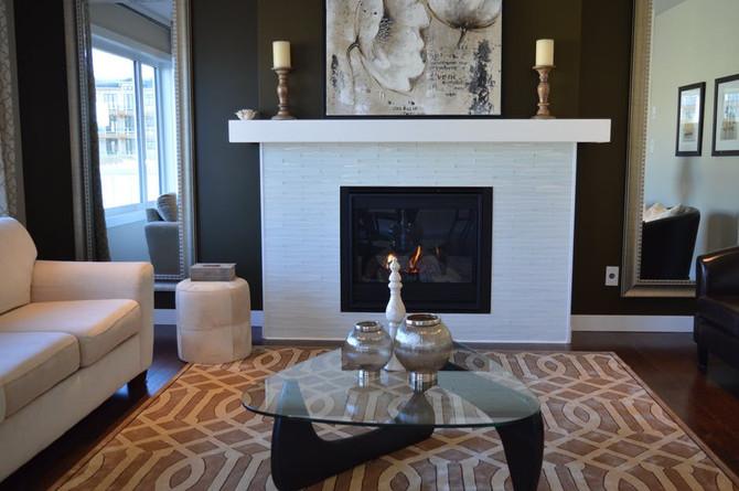 DIY Fabulous Fireplaces