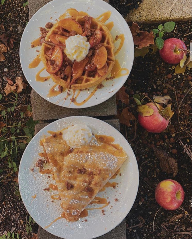 Fall Comfort Food Found Around Grand Rapids