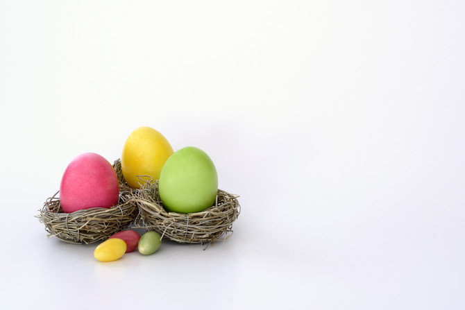 Easter-themed Crafts