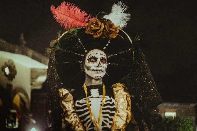 Celebrating Día de Muertos
