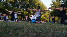 Grand Rapids Outdoor Fitness Classes: August 2020