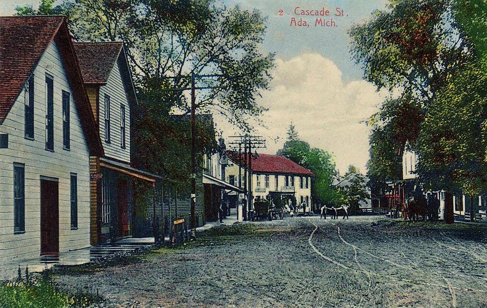 Ada Village, 1910